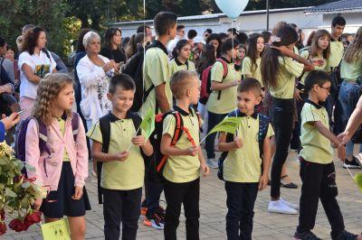 17.09.2019 - СУ Никола Й. Вапцаров - Генерал Тошево